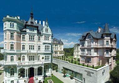 SAVOY WESTEND HOTEL KARLOVY VARY