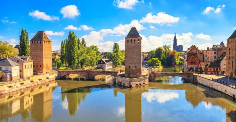 Baden Baden + Strasbourg