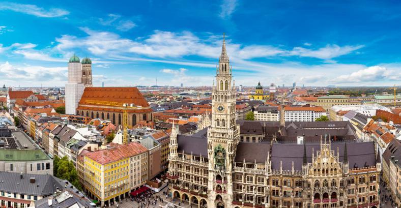 Munich+Salzburg+Bad Reichenhall