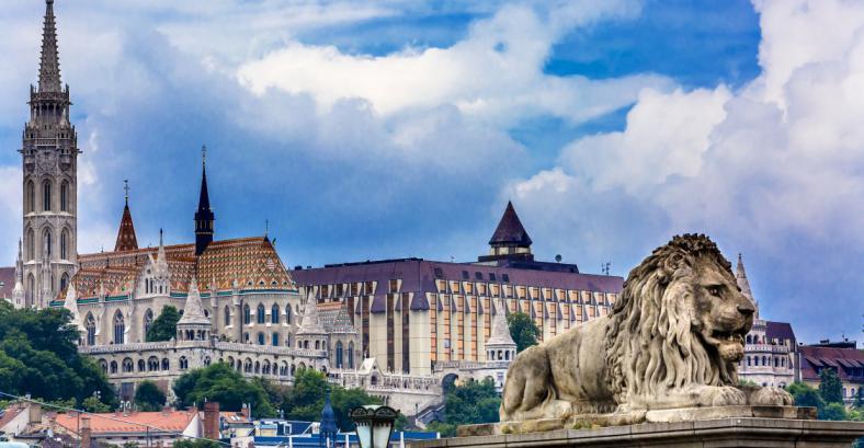 Будапешт 2 дня
