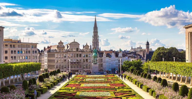 Амстердам+Брюссель+Люксембург