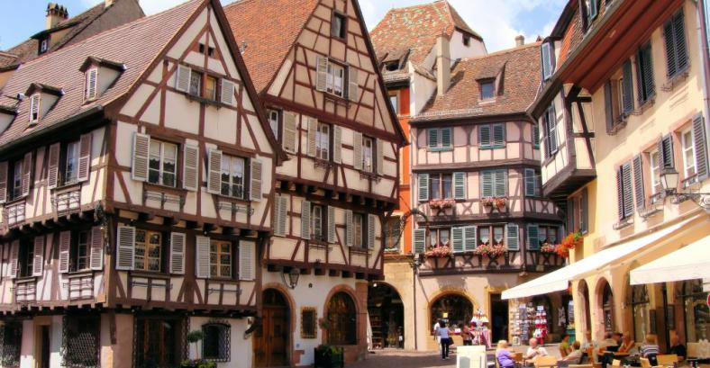 Кольмар+Страсбург