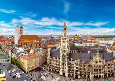 Мюнхен + замки Баварии