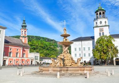 Salzburg+ Konigsee+Eagle's Nest