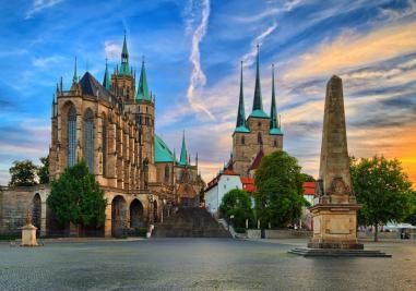 Эрфурт и Веймар