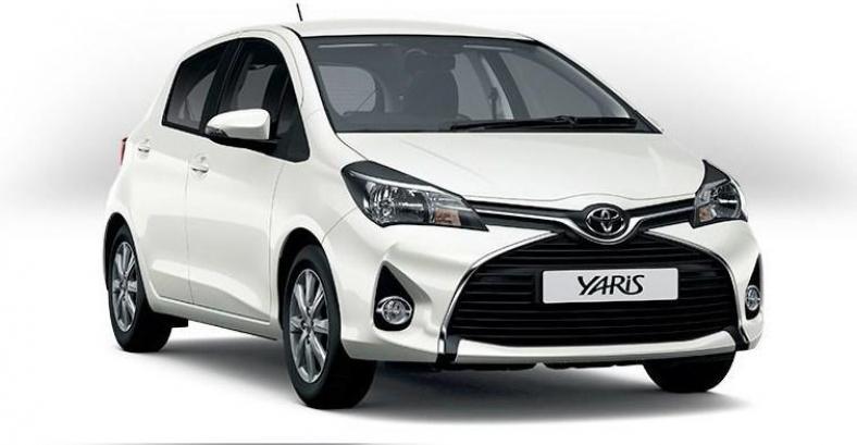 Toyota Yaris 2 - White Benzin 95