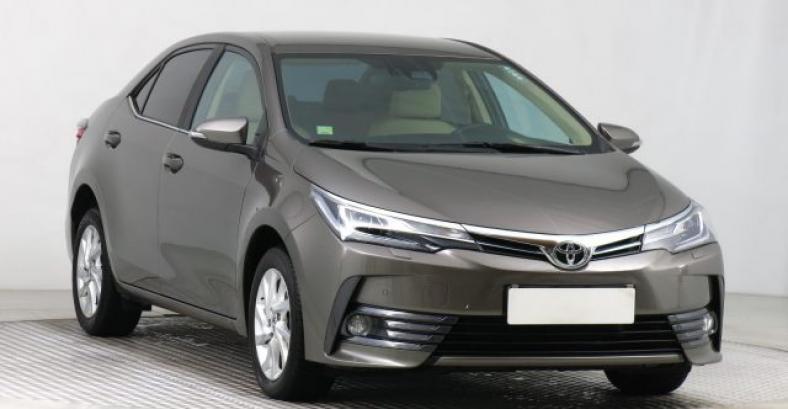 Toyota Corola - Dark BENZIN 95