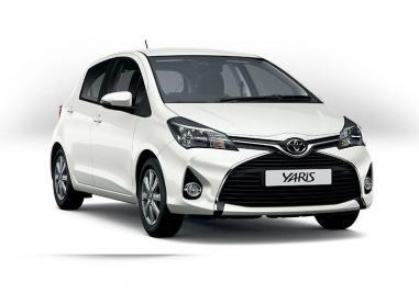 Toyota Yaris 1 - White Benzin 95